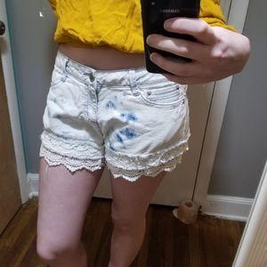 2 for $8 No Boundaries Shorts